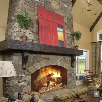 Beartooth Ledgestone Natural Stone Veneer