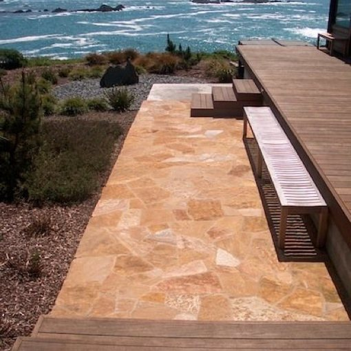 Desert Bronze Sandstone Collection