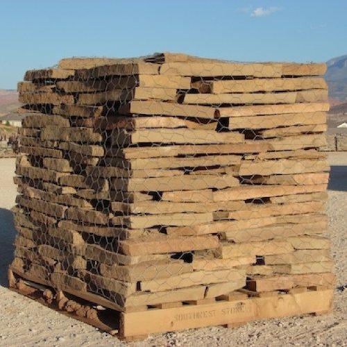 Desert Bronze Sandstone Flagstone