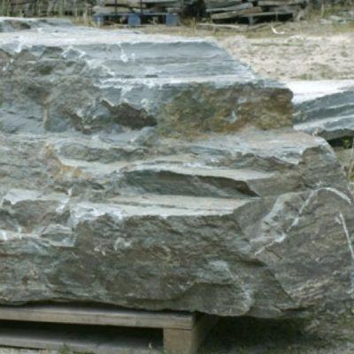 Glacier Green Boulders
