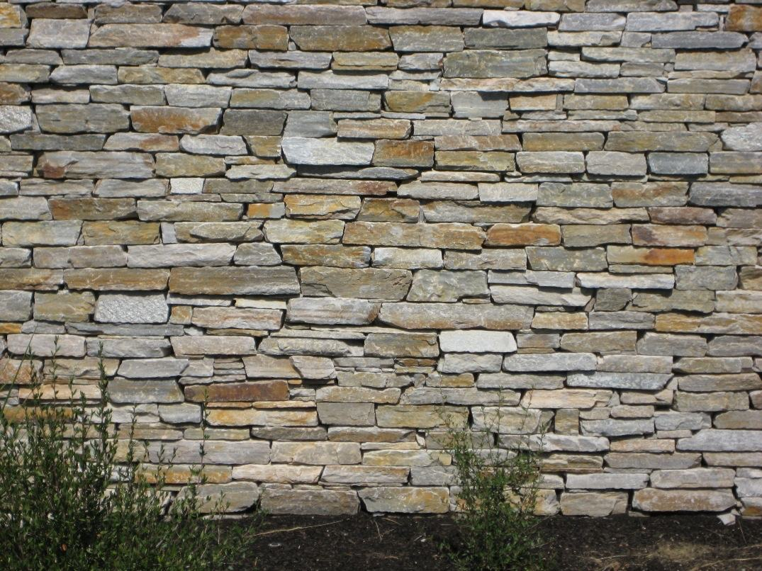 Natural Stone Veneer : Stone veneer real boston blend fieldstone