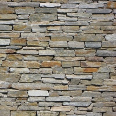 Gold Rush Natural Stone Veneer