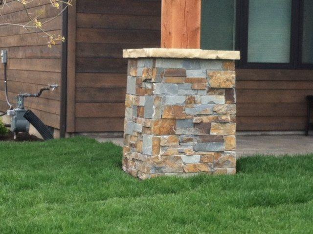 McLaughlin Creek Natural Stone Veneer