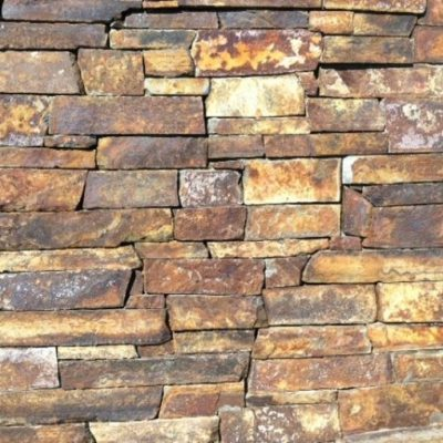 Montana Bronze Natural Stone Veneer