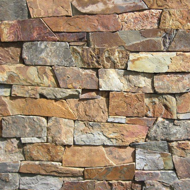 Paradise Mountain Mahogany Natural Stone Veneer