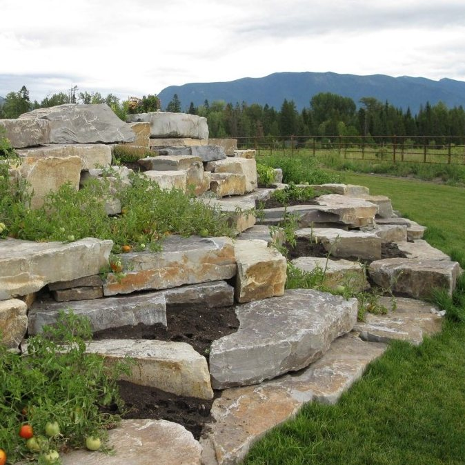 Wapiti Mountain® Boulders