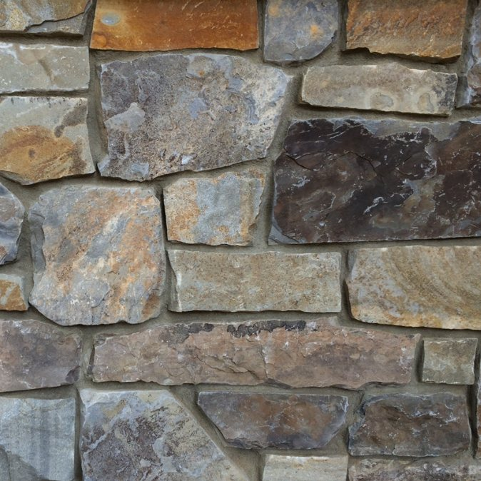 wapiti mountain® natural stone veneer