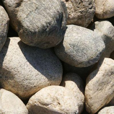 Yosemite Cobble Boulders