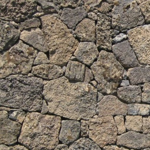 Deschutes Basin Mossy Lava Natural Stone Veneer