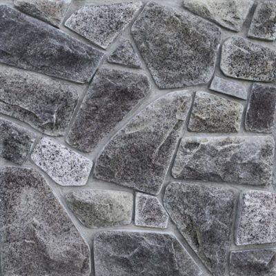 Grey Weber Split Fieldstone - Harristone