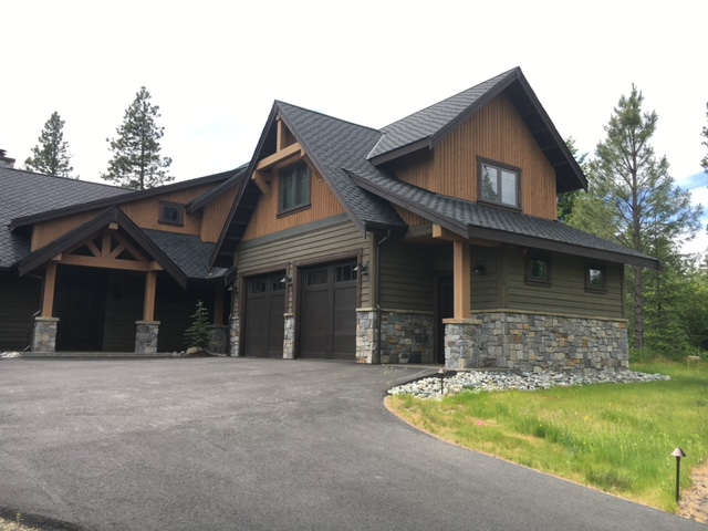 Wapiti Mountain Natural Stone Veneer