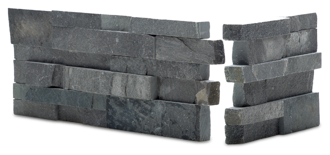 Norstone Rock Panel Charcoal