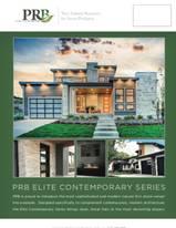 PRB Elite Contemporary Line Card